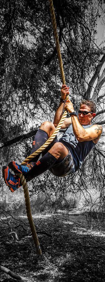 Grit OCR Rope Climb