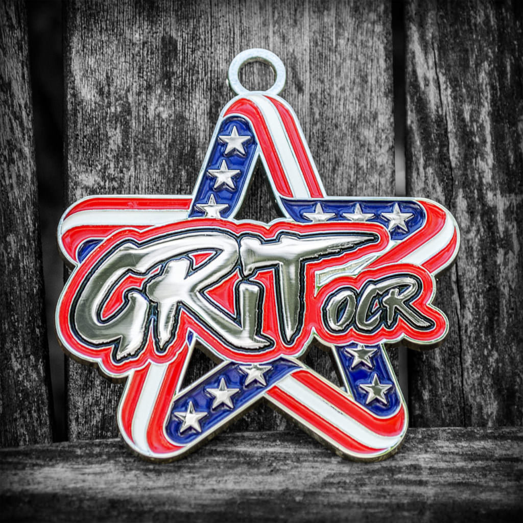 Grit OCR Kids Medal