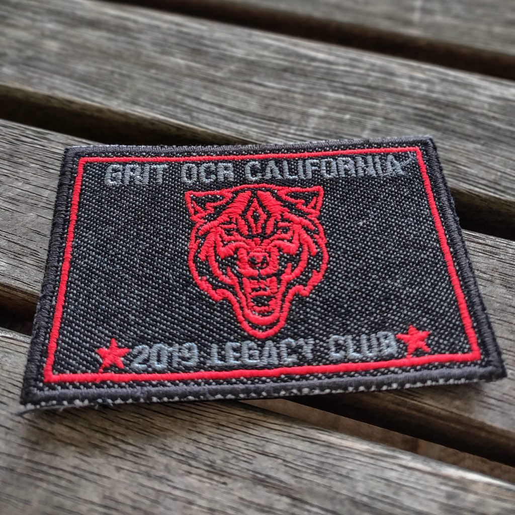Legacy Club Patch
