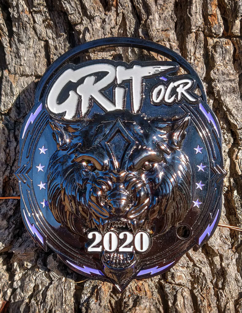 2020 Medal