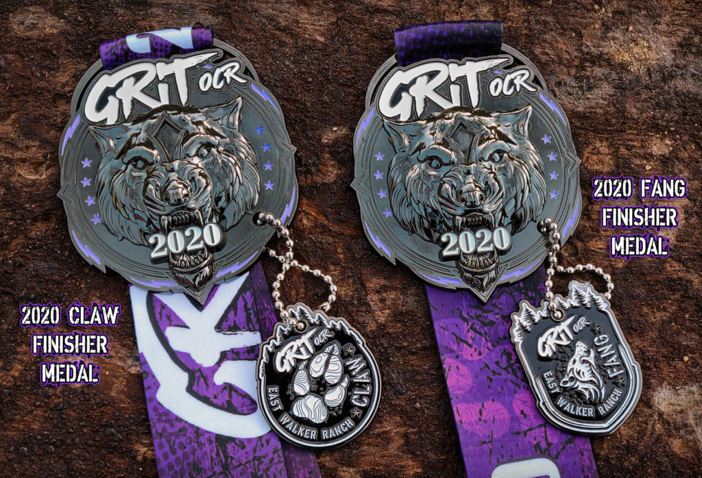 2020 Finisher Medals