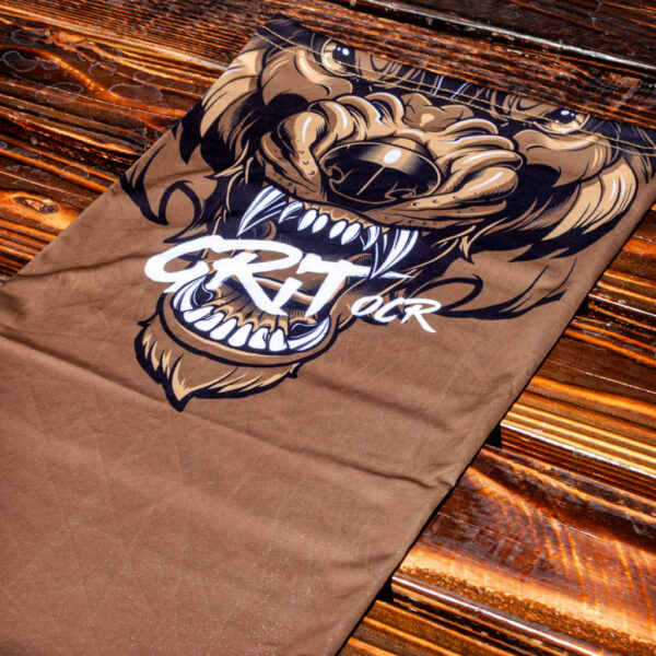 Grit OCR Buff Gold Wolf