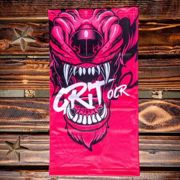 Grit OCR Pink Wolf Buff