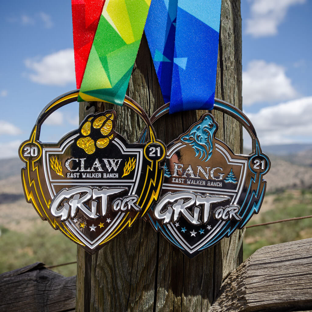 2021 Claw & Fang Medals