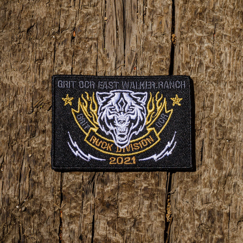 2021 Ruck Division Patch